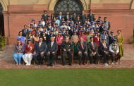 3 million students write about Clean India. National winners meet the President of India