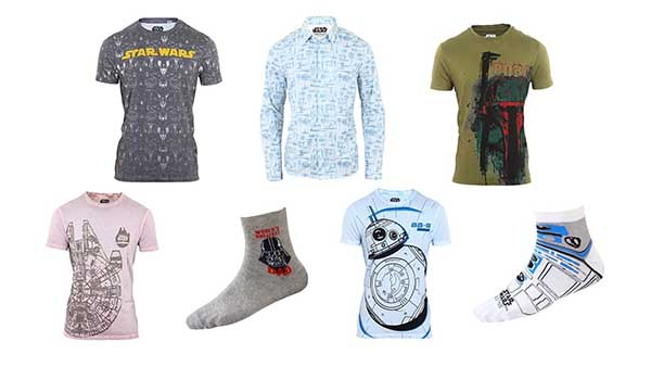 JACK&JONES LAUNCHES ITS NEW LIMITED EDITION STAR WARS COLLECTION