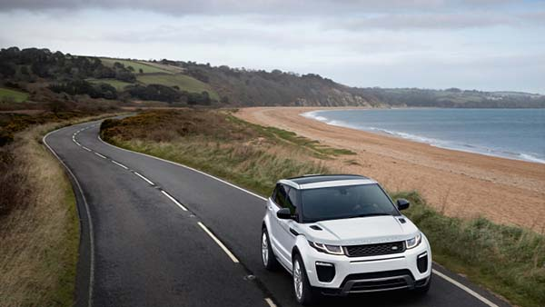 The 2017 model year new Range Rover EVOQUE in India now comes with a new petrol derivative