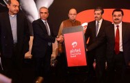 Union Finance Minister Arun Jaitley launches Airtel Payments Bank