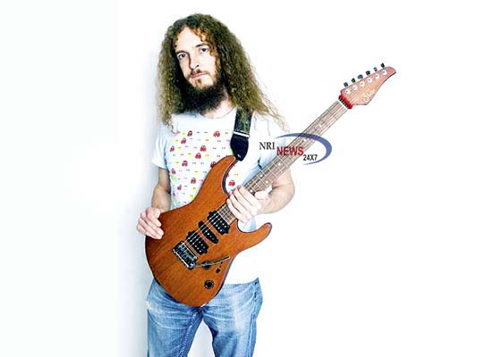 The International Guitar Sensation Guthrie Govan is all set to come to Hard Rock Cafe with Gino Banks and Mohini Dey this February