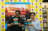 Book Launch: Ashwin Sanghi at the lauch of Private Delhi