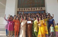 Women's Day Celebration at Suryadatta Bavdhan Campus