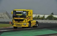 Rest of Europe joins the Tata T1 Prima fever! FIA's European Truck Racing Championship drivers to race in India for the very first time