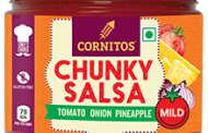 Cornitos Chunky Salsa goes Flavored with its new Pineapple Version