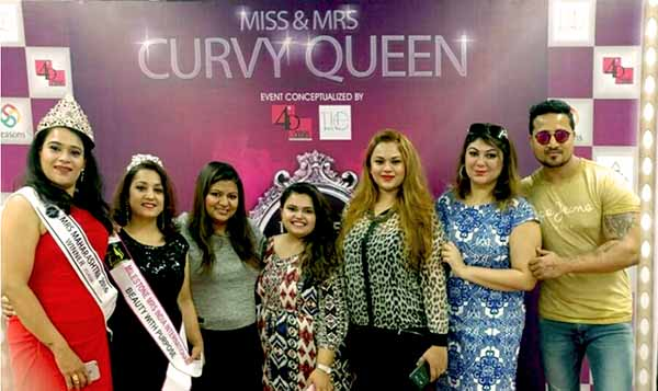 Curvy Women Of Pune Show That Size Is No Bar