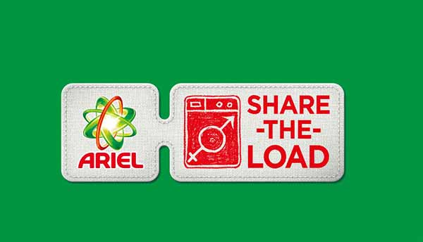 ARIEL INDIA'S DADS #SHARETHELOAD MOVEMENT ANNOUNCED AS WORLD'S #1 AD FOR THE YEAR
