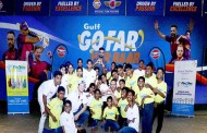 Mukul Madhav Foundation's specially abled children get a chance to meet players of Rising Pune Supergiant