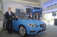 Volvo cars expands dealership, Opens Flyga Auto in Pune