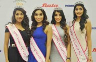 fbb Colors Femina Miss India Maharashtra 2017 makes a style stopover at Bata Store at Phoneix Market City
