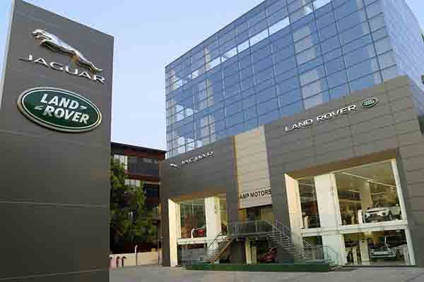 JAGUAR LAND ROVER INDIA EXPANDS ITS NETWORK IN THE NORTHERN REGION: INAUGURATES ITS FOURTH DEALERSHIP FACILITY IN DELHI NCR