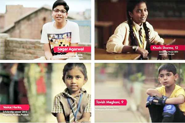 Colgate Scholarship Offer- A small step towards your child's bright future!