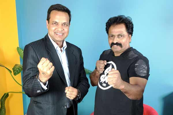 After conquering USA Martial Art Guru Chitah Yajnesh Shetty now enthralls people of Canada too!!