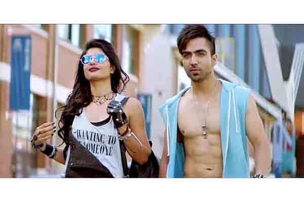 6c300411d HEARTTHROB HARDY SANDHU BECOMES THE 1ST PUNJABI ARTIST TO TOUCH THE 100MN  MARK