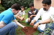 Seed Ball Making Activity On the occasion of World Environment Day
