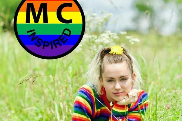 In Celebration of Pride - Miley Cyrus Releases New Song