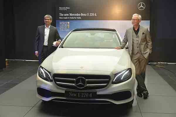 Mercedes-Benz introduces the 'World Luxury Car of the Year' in its