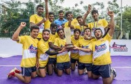 HMT Colony Boys win the inaugural edition of Red Bull Tashan
