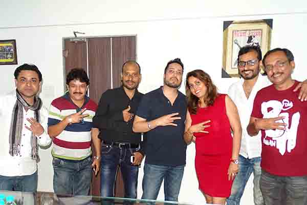 MIKA SINGH RECORDS A SONG