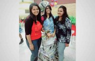 SIFT students bag 1st prize at 'Shape the Junk' contest