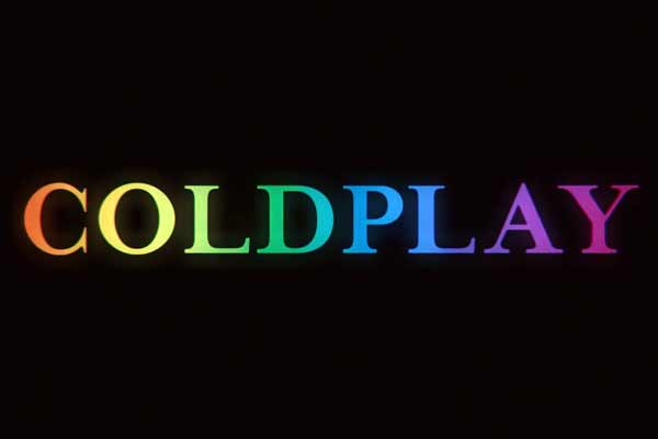 Coldplay's