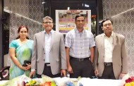 T.A.T.A. Meet and Greet with Osmania University Vice Chancellor