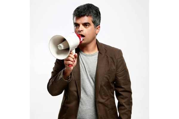 Christmas Eve with Atul Khatri! Stand up comedy, DJ Night and unlimited buffet all at Classic Rock Coffee Co.