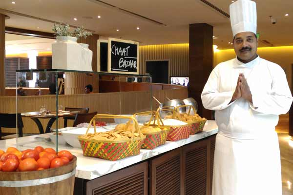 JW Marriott Pune's Spice Kitchen to host special Chaat Festival
