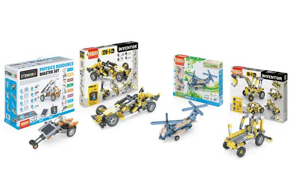 ENGINO TOYS FROM FUNSKOOL HELPS TO INSPIRE YOUNG MINDS IN AN INNOVATIVE WAY!