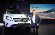 Mercedes-Benz strengthens its SUV portfolio, launches the suave and vibrant new GLA