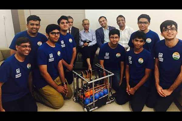 YES BANK and Tata ClassEdge partner with FIRST Global to mentor 7 Indian students participating in FIRST Global Robotics Olympiad at Washington, D.C.