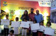 Westend Tiger Trail' - A Tiger Photography Contest and exhibition was Organised On The Occasion of International Tigers Day
