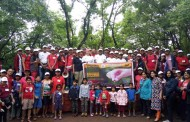 'Fruit Seed Plantation Campaign' organized by the ICAI Pune WICASA Chapter In association with Kolte Patil Developers Ltd