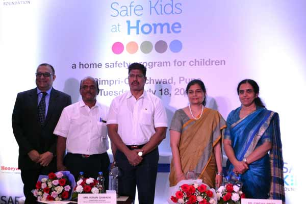 SAFE KIDS AT HOME FIRE SAFETY PROGRAM EXPANDS OUTREACH