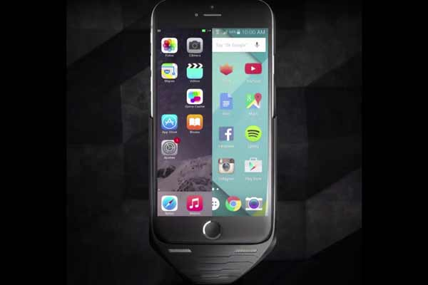World's first smart case that runs Android on iPhones- Mesuit, launched in India