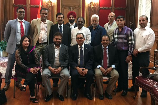 NEW Indian Consul General (New York) Offers Creative Ideas to Serve Community Better