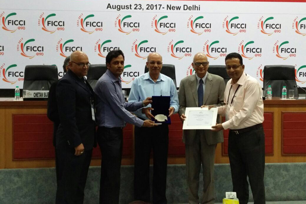 Tata Steel's Noamundi Iron Mine bags FICCI Safety Systems Excellence Award