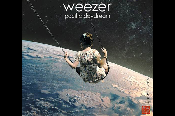 WEEZER ANNOUNCES NEW ALBUM PACIFIC DAYDREAM OUT ON OCTOBER 27, 2017 VIA CRUSH MUSIC/ATLANTIC RECORDS