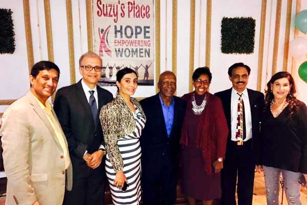 Formal Inauguration of Suzy's Place (A New and much needed Domestic Violence Shelter) Service Facility in Chicago