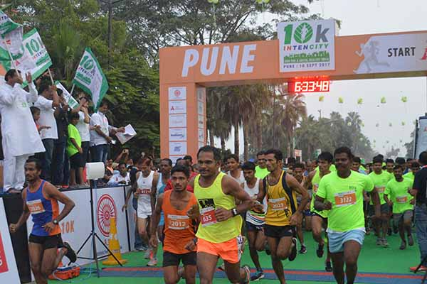 10K INTENCITY Pune Run receives huge response