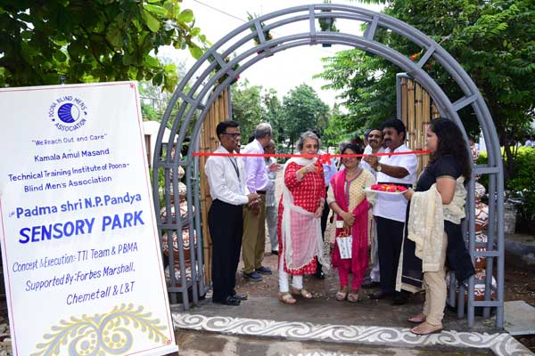 SENSORY PARK for specially abled
