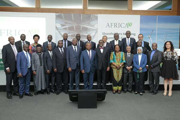 Africa50 Gains Guinea and Democratic Republic of Congo as Shareholders; Highlights Strategy and Investment Pipeline