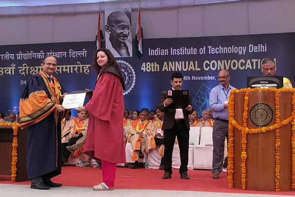 Path Breaking new PhD Research at IITD on Social Media, Political Communication & Deepening Democracy by Dr. Subi Chaturvedi
