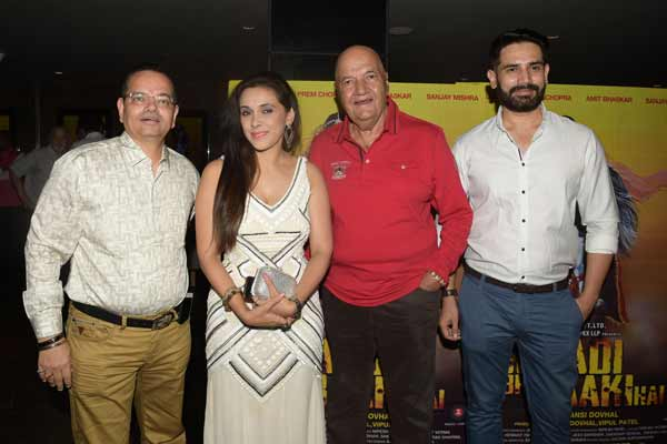 PREMIERE OF ACTRESS & DIRECTOR MANSI DOVHAL's FILM