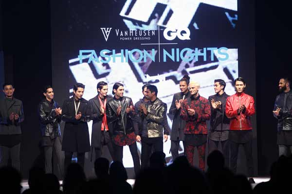 Van Heusen and GQ celebrate the best of Indian menswear and style with `Van Heusen + GQ Fashion Nights 2017'