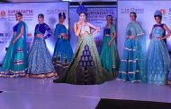 La Classe 7thAnnual Runway Historic Fashion Show - 2017 organized By Suryadatta Fashion Design Institute, Pune