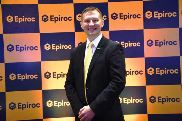 New Atlas Copco subsidiary, Epiroc, to serve mining and infrastructure sectors