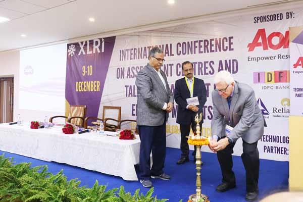 "XLRI Hosts International Conference on ""Assessment Centres and Talent Management in Emerging Markets: Lessons from Global Practice"""