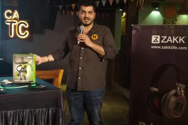 'ZAKK' launches New Sound Category …. Price range is INR 999 - 4999