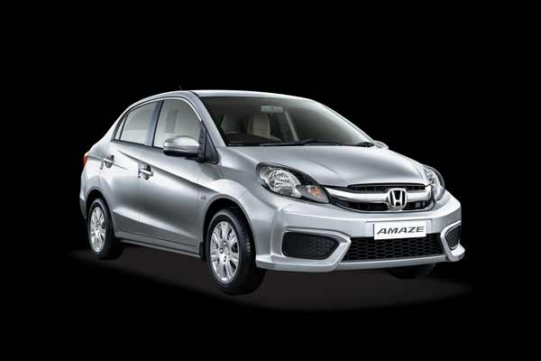 Honda Cars India introduces special editions of City, Amaze and WR-V
